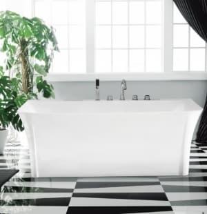 Ванна акриловая отдельностоящая BELBAGNO BB51 1600