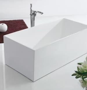 Ванна акриловая отдельностоящая BELBAGNO BB56-1600