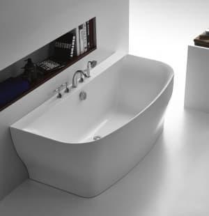Ванна акриловая отдельностоящая BELBAGNO BB74-1650
