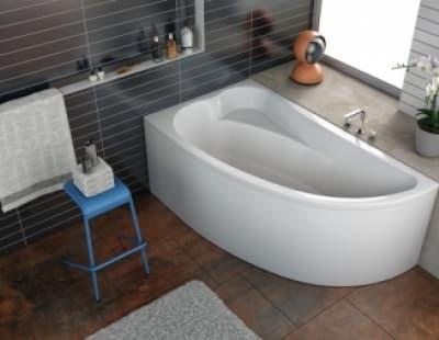 Акриловая ванна Kolpa-San Calando 160x90 L/R асимметричная 160 левая/правая