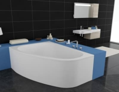 Акриловая ванна Kolpa-San Chad 170X120 R асимметричная 170 правая