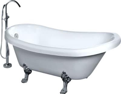 Акриловая ванна Gemy G9030 C 175 овальная 175x82