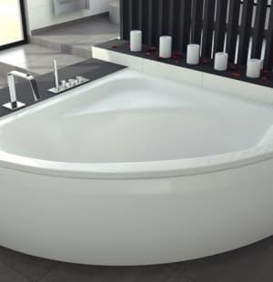 Акриловая ванна BESCO Luksja 148