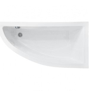 Акриловая ванна BESCO Praktika 150x70 P асимметричная