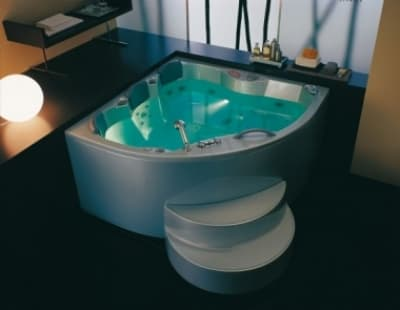 Акриловая ванна Kolpa-San Gaia 160x160 угловая 160