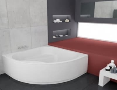 Акриловая ванна Kolpa-San Swan 160x160 угловая 160