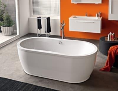 Акриловая ванна Kolpa-San Libero 180x90 овальная 180