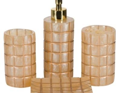 Настольный набор аксессуаров (4 предмета) Savol S-4PS08