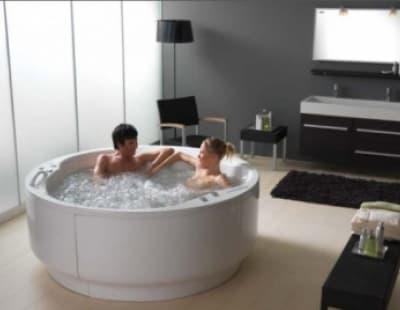 Акриловая ванна Kolpa-San Opera 180 круглая 180