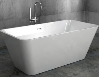 Акриловая ванна Gemy G9212 170 прямоугольная 170x80