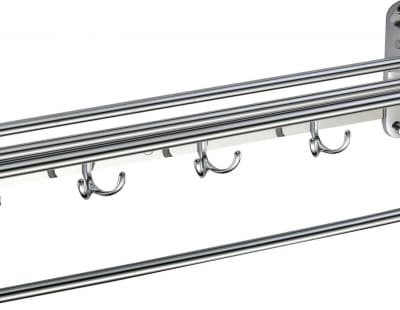 Полка для полотенец 60см Savol S-009099