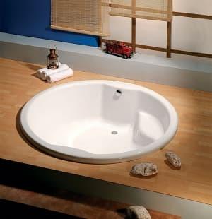 Акриловая ванна ALPEN ROYAL ROUND 172x172 73211