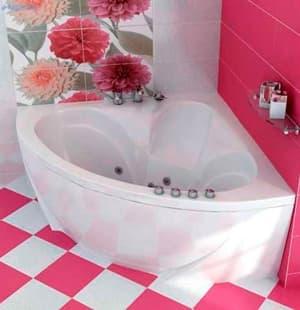 Акриловая ванна Сабина TRITON 160x160