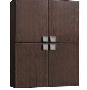 Шкаф навесной BELUX ИМПУЛЬС Ш60 темный орех
