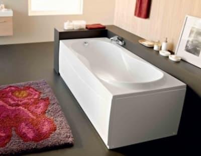 Акриловая ванна Kolpa-San Vanessa 180x90 прямоугольная 180
