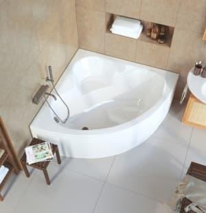 Акриловая ванна ALPEN VENUS 120x120 AVY0056